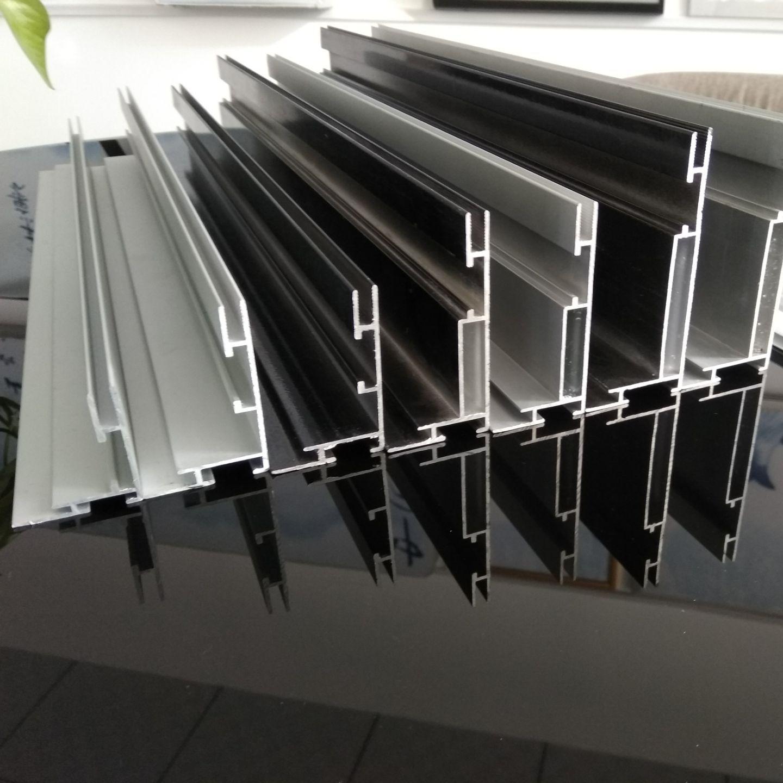 北京卡布型材卡布铝材边框广告展示
