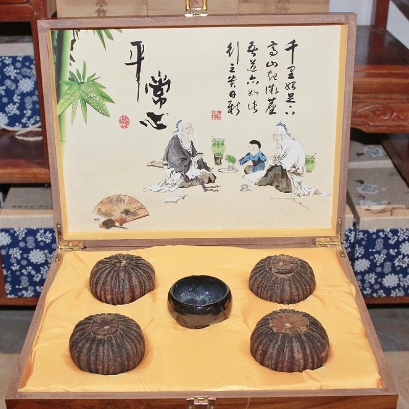 柚寿樽红富硒柚子茶,石泉小柚子,每个130g以上,有耐泡,护肝养胃,便于保存,还有越陈越香的功效