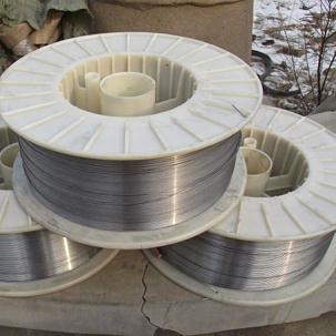 焊接磨盘方法D762碳化钨耐磨焊丝