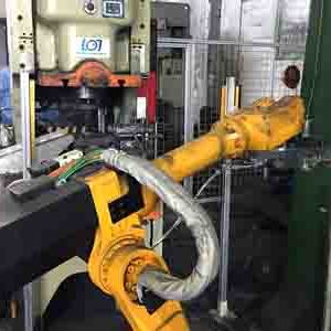 南京工业机器人厂家 力泰定制工业自动化生产线