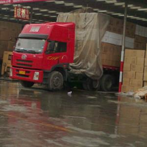 绍兴到沧州物流货运回程车