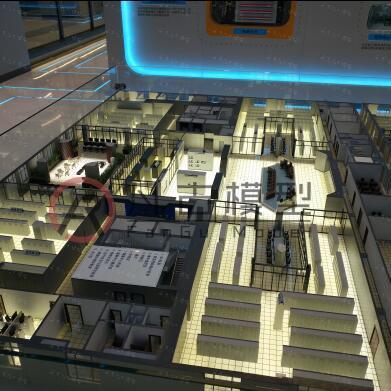 张家口电力设备模型 输变电模型 发电厂模型