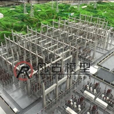 天津电力设备模型 配电装置模型 变压器模型