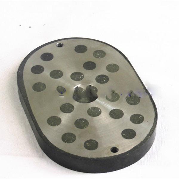 新型无石棉闸瓦270X180X28--低价摩擦片