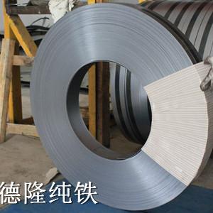 电工纯铁用途及特征