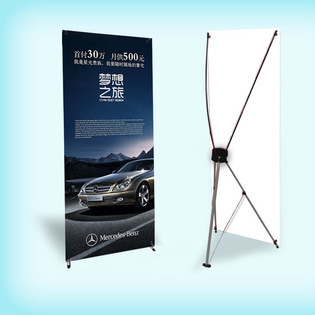 深圳厂家直销高清户外喷绘写真制作广告油画布设计背胶灯箱片