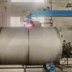 戈岚孚来PAW等离子不锈钢厚壁管道自动弧焊机