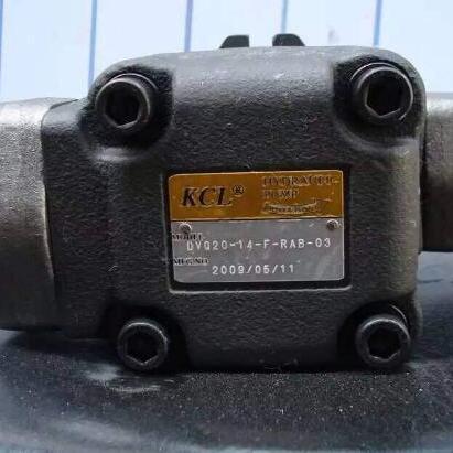 液压油泵 台湾KXL凯嘉叶片泵VQ215-22-8-FRAAA-02