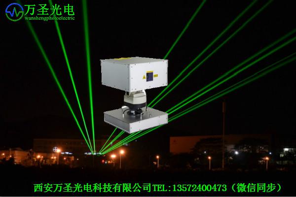 WS-G-5W單綠地標激光燈-戶外激光燈-樓頂激光燈-綠色激光燈-激光燈廠家-激光燈價格