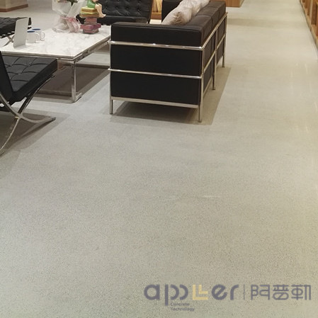 江苏阿普勒水泥磨石地坪设计