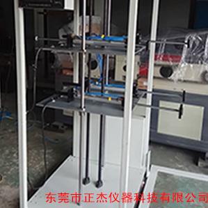 家电门耐久强度试验机 微波炉门开关寿命试验机