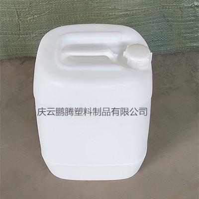 鵬騰供應20L塑料桶白色20升塑料桶膠桶