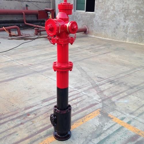 防冻防撞地上式消火栓