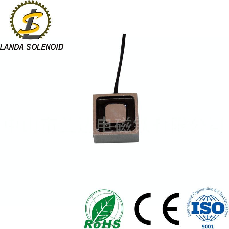 小方形吸盘式电磁铁H202015 固定作用电磁铁