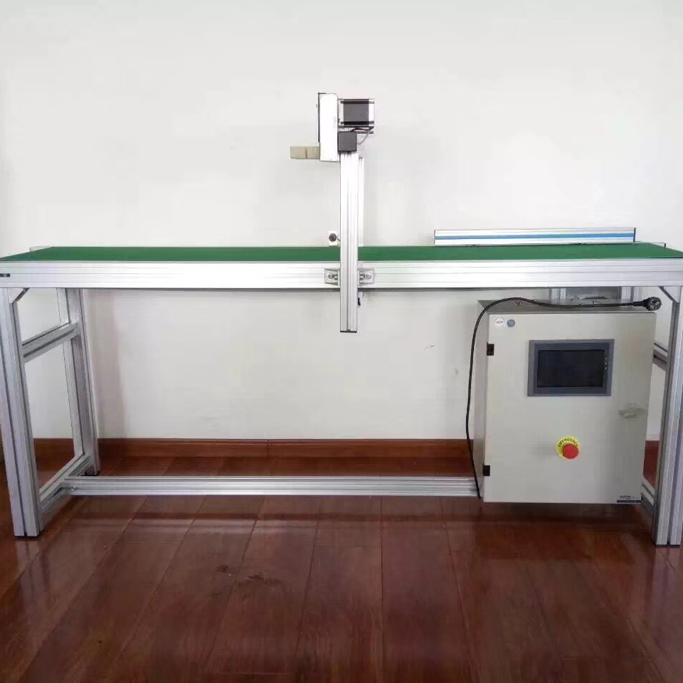 云南昆明优捷UJ300整盘鸡蛋喷码移动装置