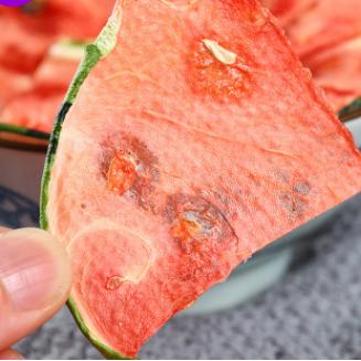 西瓜果干 純手工500克烘干西瓜水果片 無添加冷泡花果茶