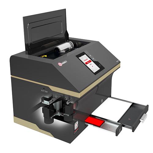 珠海思格特财务印章机文件自动拍照存档
