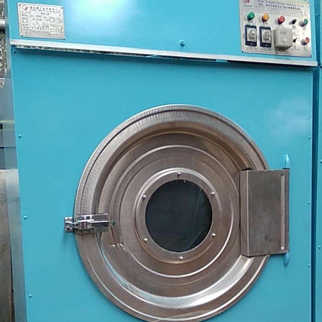 低价出售广州市骏业150磅烘干机  二手洗涤设备 厂家直销