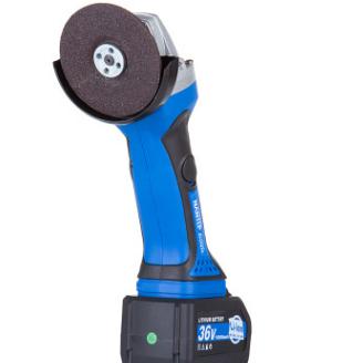供应 锂电角磨机 充电磨光机金属打磨切割机充电角磨