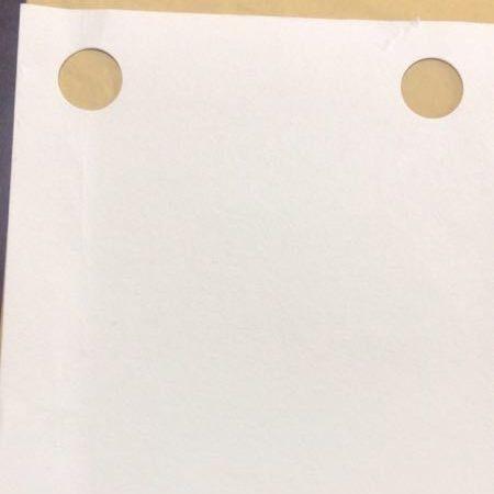 厂家直销包邮南通古亭牌高效率过滤纸圆12.7 化工行业过滤专业滤纸
