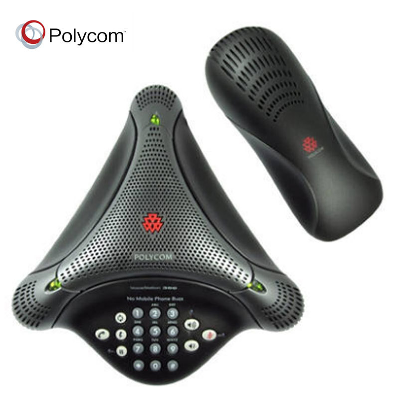寶利通 POLYCOM VoiceStation300 小型會議室多方通話會議電話機