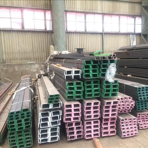 英標槽鋼各種型鋼規格大全 UPN140歐標槽鋼現貨