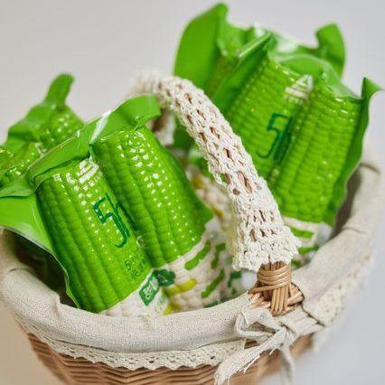 【有机种植】非转基因新鲜甜糯玉米双条装香甜嫩粘去尖玉米棒20支