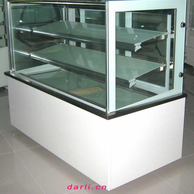 平面玻璃蛋糕冷柜