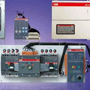 abb转换开关DPT63-CB010 C20 4P 全国联保经销