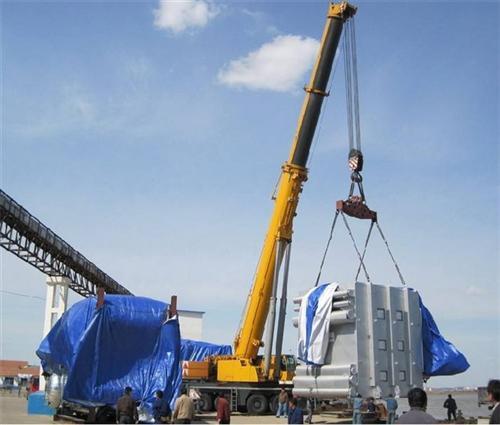 成都设备吊装|统安吊装|大型设备吊装公司