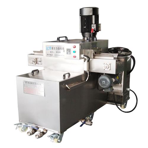 力泰氧化皮清洗机 针对锻造件表面氧化皮的清洗设备
