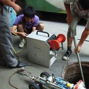 杭州市政管道堵水检测速度稳快准