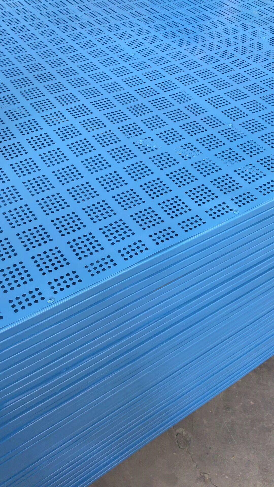 美世爬架网片6孔4距,表面喷塑处理,防腐防锈,厂家批发