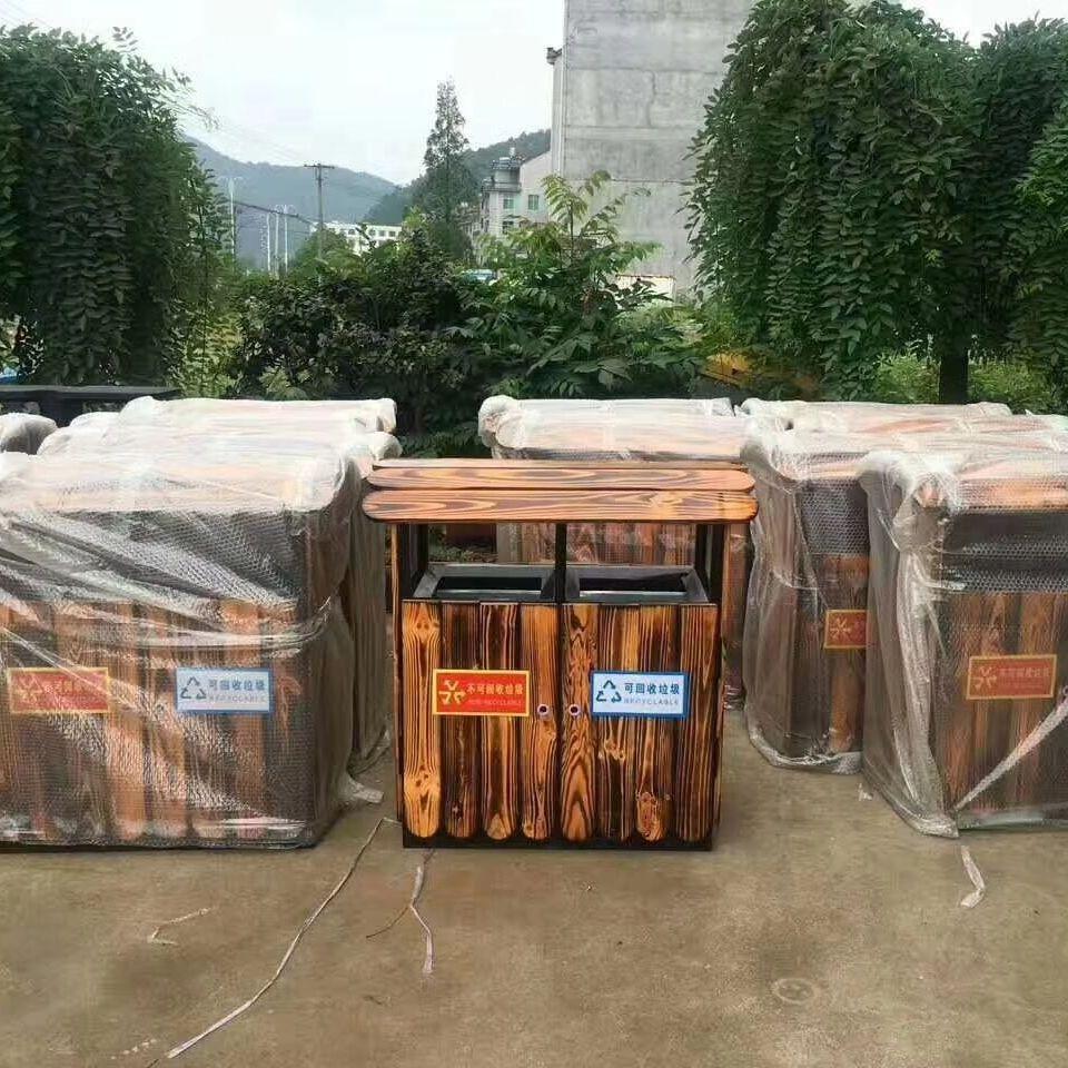 商场环保垃圾桶 分类垃圾桶 不锈钢垃圾桶