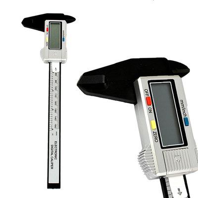 供应 塑料碳纤维电子数显游标卡尺 带深度 0-150mm