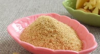 生姜做成姜粉有什么用处,有什么功效呢?