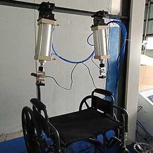 輪椅車試驗機價格 輪椅車試驗機廠家-正杰儀器檢測設備