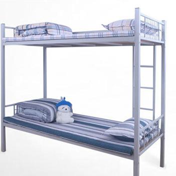 成人铁床 上下铺铁床 1.2高低床 1.5米学生宿舍公寓床