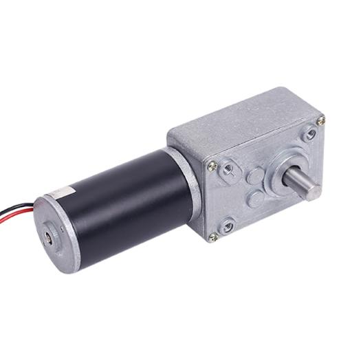 供应 涡轮蜗杆减速电机 24V微型直流电机