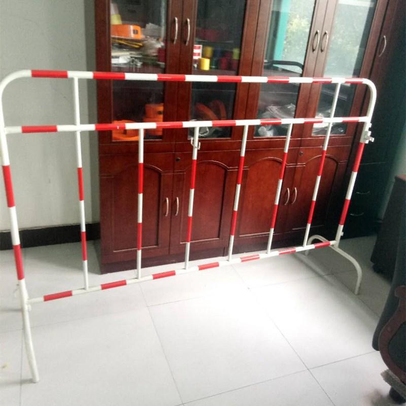 铁质安全围栏防护栏厂家 道路施工组合式铁围栏