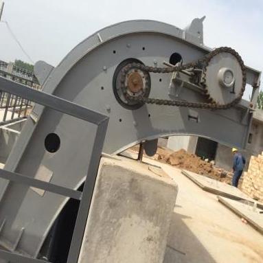 厂家供应 广东回转式清污机  格栅式清污机 清污机型号 质量可靠价格实惠值得信赖