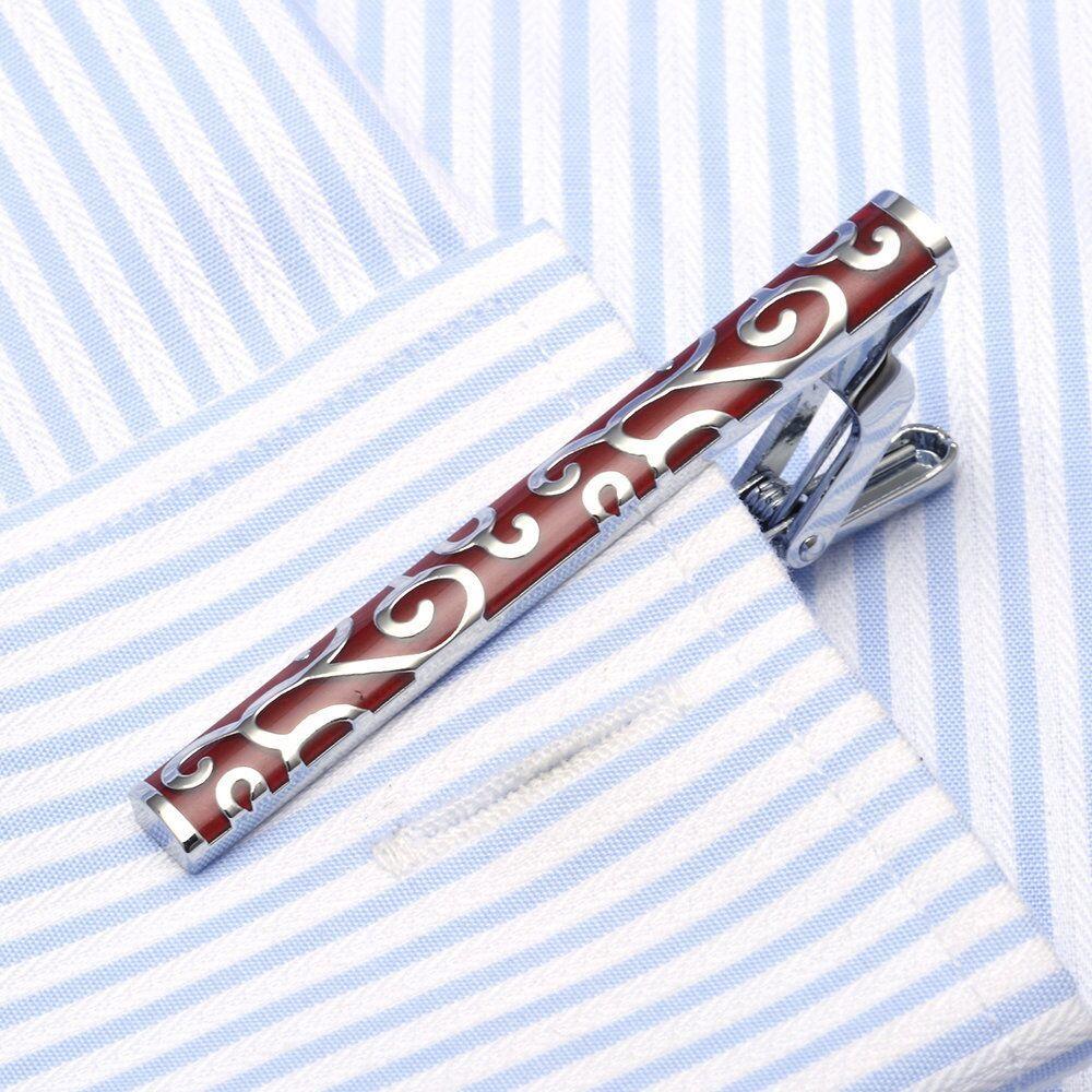高档精品男士饰品 领带夹 优质别针领夹