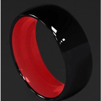 智能戒指 时尚潮流支付 IC和ID新科技指环 门禁支付新型智能首饰
