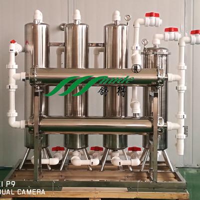 舒得SD-UF-C-005河水过滤软化设备浴室河水净化过滤设备
