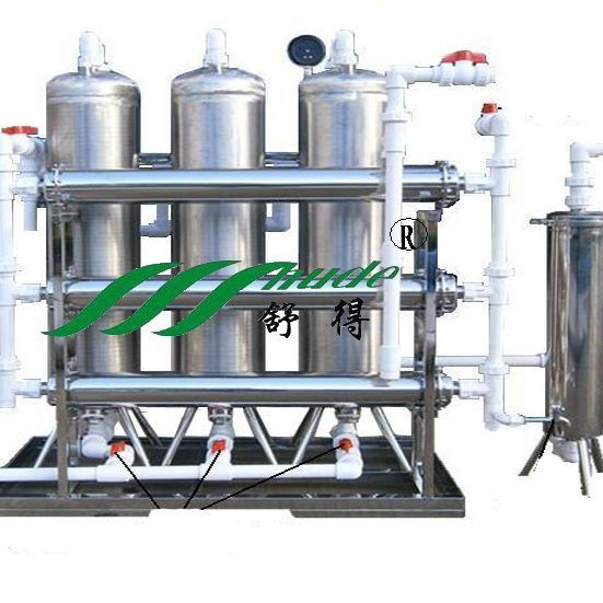 舒得SD-UF-C-015大型井水净水器浴室井水过滤净化设备
