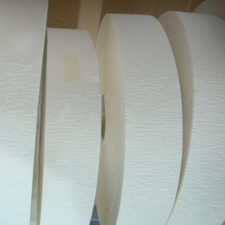 进口皱纹白牛皮纸 广东东莞皱纹包边封口牛皮纸