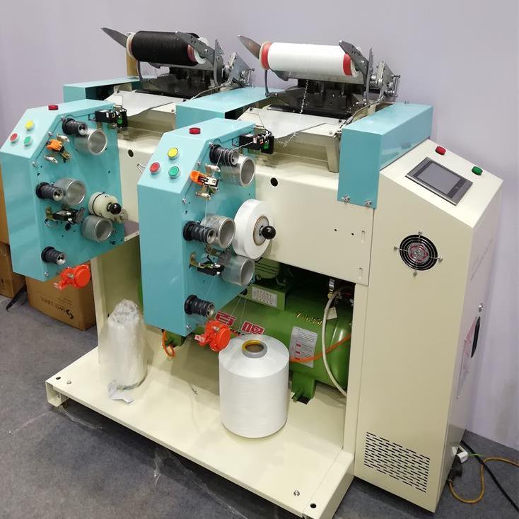 氨纶丝空气包覆纱机 氨纶丝空包机