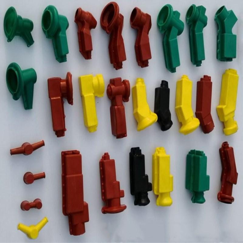 计量箱绝缘护套 三柱计量箱硅橡胶绝缘防护罩价格 一套3只 全国发货