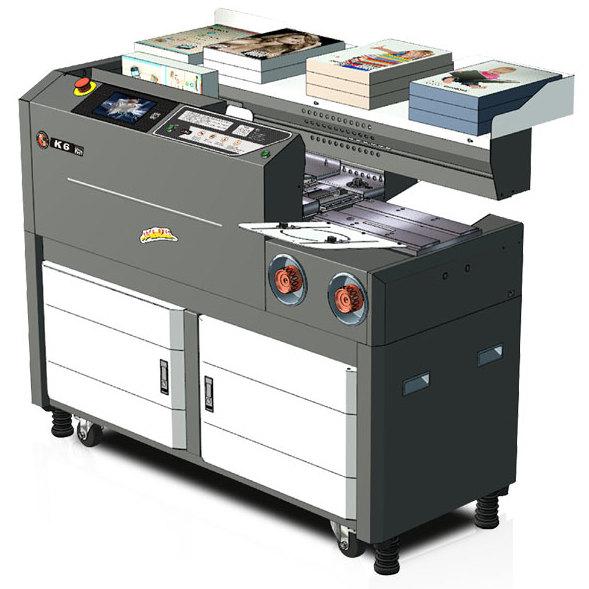 杭州惠宝彩霸K6无线胶装机   胶装机生产厂家 品牌胶装机原装