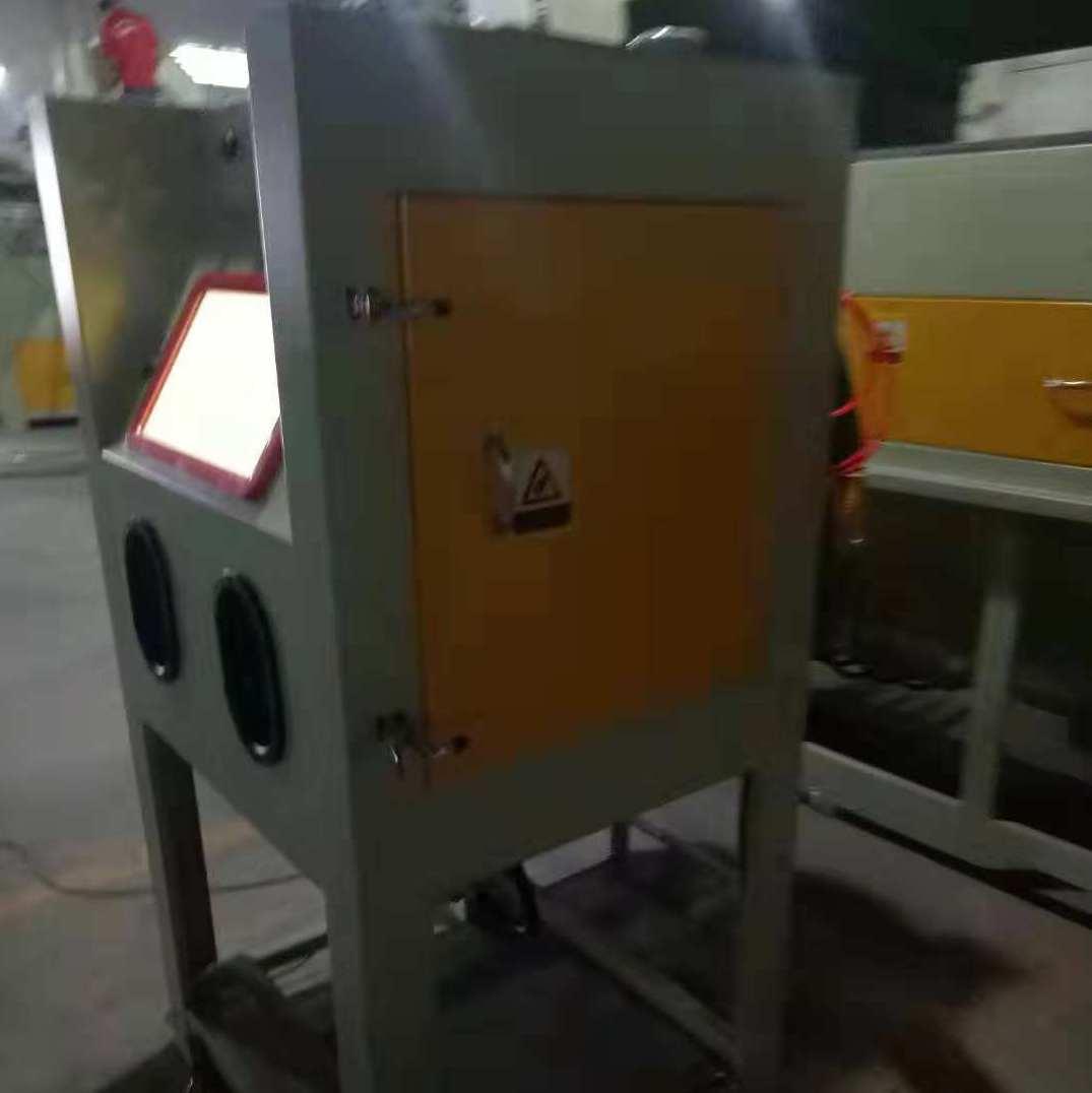 佛山铁板石材铝板喷砂机设备 中山喷砂机厂家